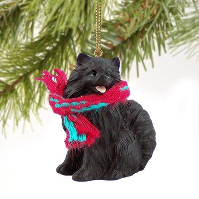 Conversation Concepts Pomeranian Black Original Ornament