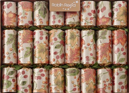 Robin Reed Fall Festival Traditional English Christmas Crackers 8×10″ (512)