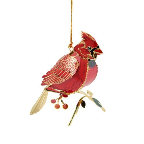 ChemArt Cardinal Ornament by ChemArt (Direct Vendor Code)