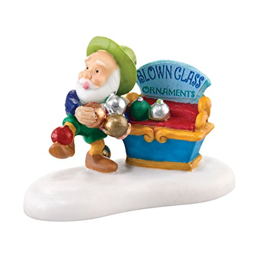 Department 56 North Pole Series Village Nice Save Accessory, 1.625-Inch