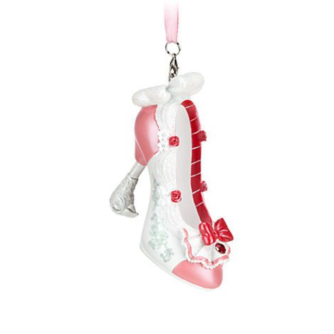 Disney Parks Mary Poppins Shoe Figurine Ornament