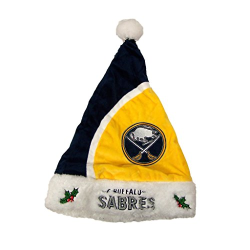 Forever Collectibles – NHL 2015 Santa Hat, Buffalo Sabres