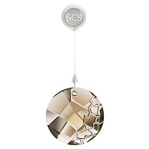 Swarovski #1003284, SCS Earth Window Ornament, 2010