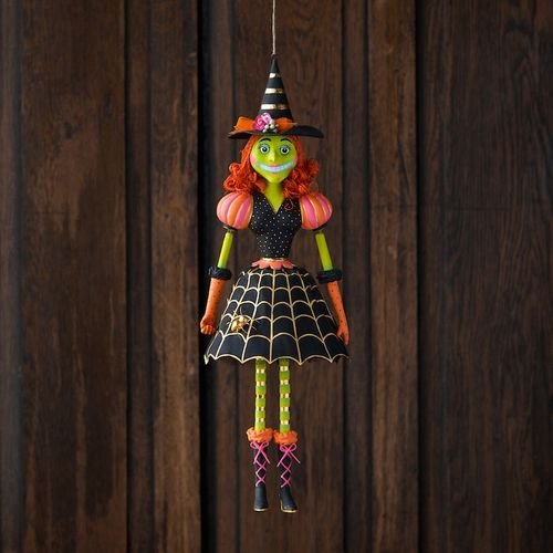 Itchy Witchy – Hanging Halloween Figure