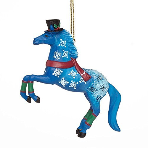 Enesco Trail of Painted Ponies Jack Frost Ornament by The Trail of Painted Ponies