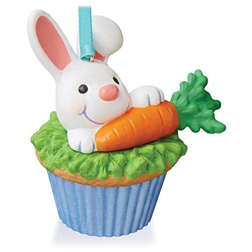 Some Bunny to Love Keepsake Cupcake Ornament 2016 Hallmark