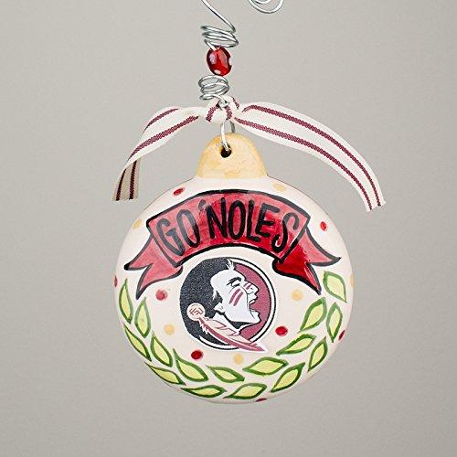 Florida State University – Christmas Ornament, Glory Haus