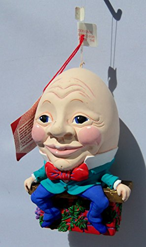 "Department 56 Mother Goose ""Humpty Dumpty"" 13234 Christmas Ornament"