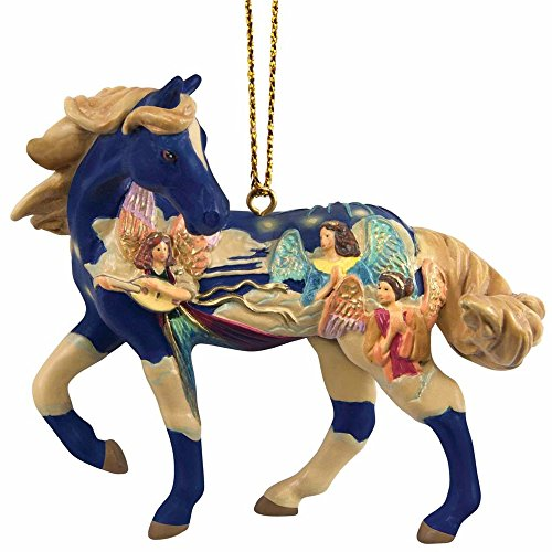 Trail of Painted Ponies Ornament Angels On High Hanging