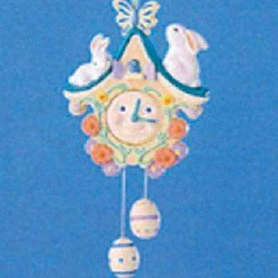 Hallmark Keepsake Ornaments Time for Easter QEO8385