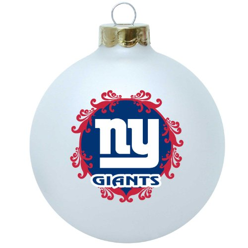 NFL New York Giants Large Collectible Ornament