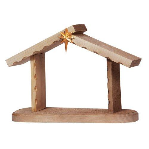 """Precious Moments Christmas Gifts """"Mini Creche"""" Nativity Scene Wood Creche 131402"""
