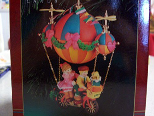 Carlton Joy is in the Air – Dated 1997 Ornament Second in an Collectible Series