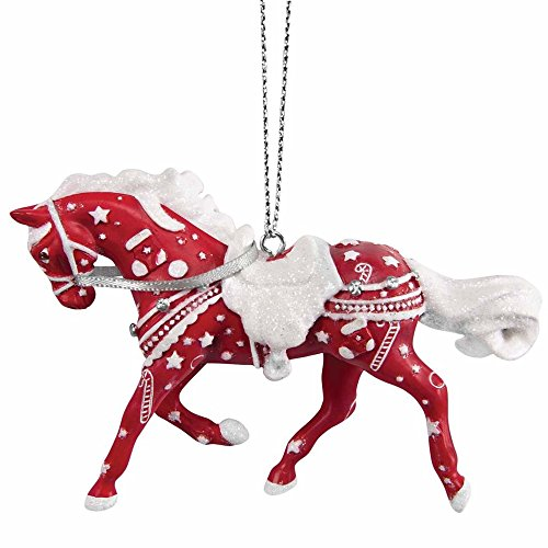 Trail of Painted Ponies Ornament jingle Bling Hanging