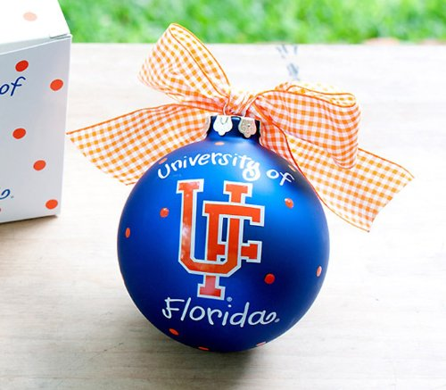 University of Florida Logo Ornament