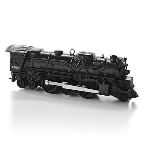 1 X 2037 Adriatic Steam Locomotive Lionel Trains #18 Series 2013 Hallmark Ornament
