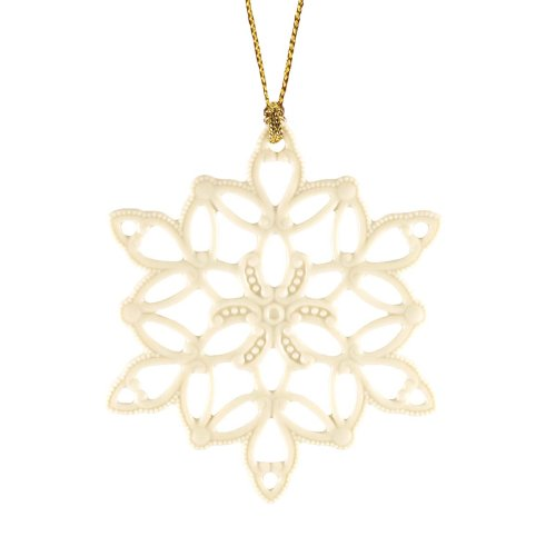 Lenox 2007 Snowfantasies Snowflake Ornament