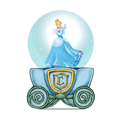 Department 56 – Cinderella Snow Globe