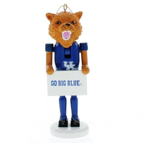 University of Kentucky Mascot Nutcracker Ornament