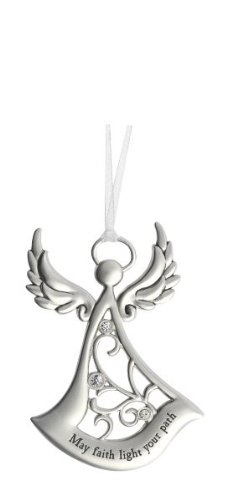 Ganz Angels By Your Side Ornament – May faith light your path