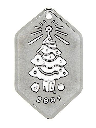 Wateford Songs of Christmas Ornament 2001 – O Christmas Tree
