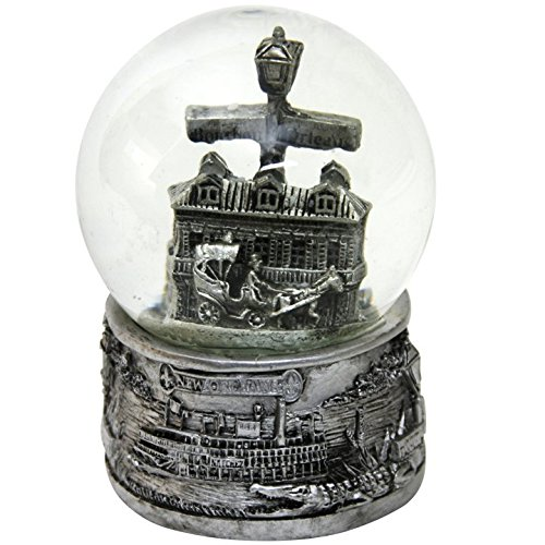 New Orleans French Quarter Snowglobe
