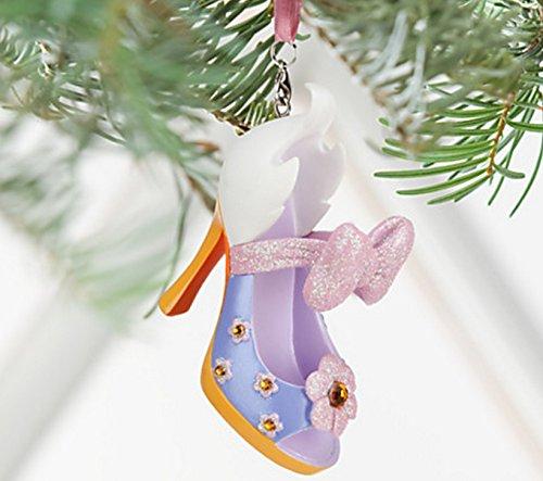 Disney Parks Daisy Duck Shoe Figurine Ornament NEW