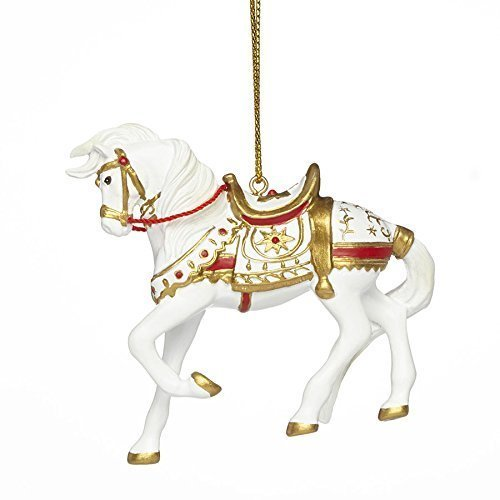 Enesco Trail of Painted Ponies A Royal Holiday Ornament by The Trail of Painted Ponies