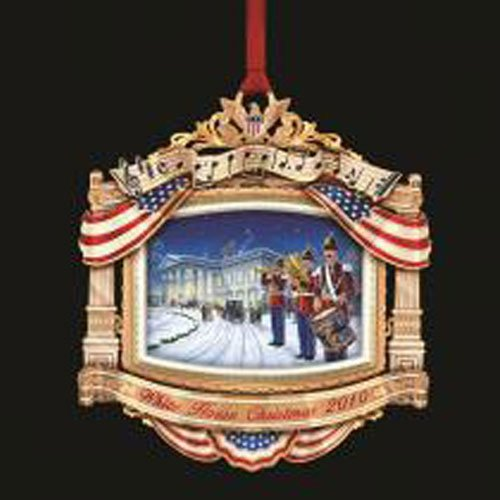 ChemArt/Beacon Design 2010 William McKinley Jr brass ornament