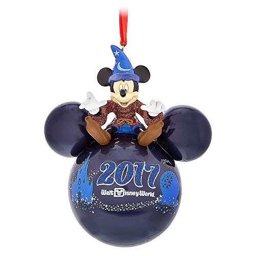Disney Sorcerer Mickey Mouse Icon Ornament – Walt Disney World 2017