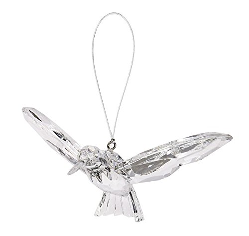 Crystal Expressions Small Clear Hummingbird by Ganz