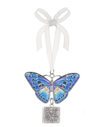 You are the Friend Everyone Wishes They Had Metal Butterfly Ornament – By Ganz