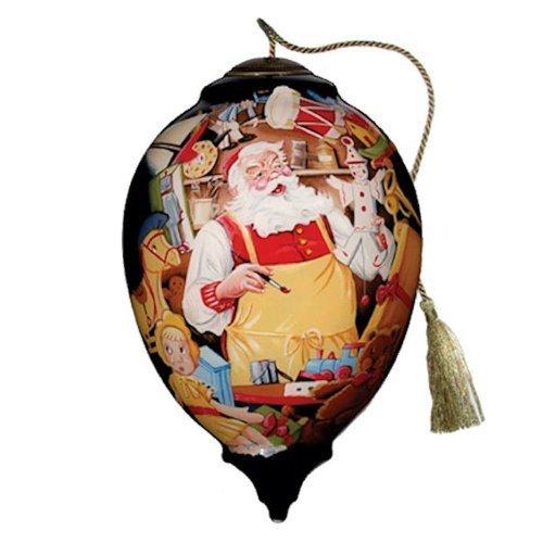 The Jolly Toymaker – Ne'Qwa Ornament 183-LE-JH by Ne'Qwa Art