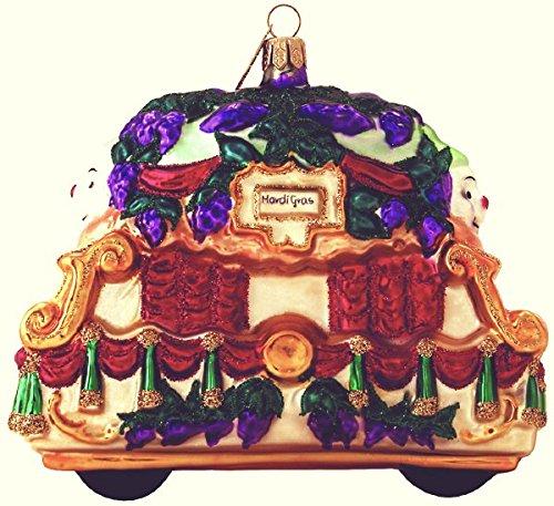 Mardi Gras Bacchus Float