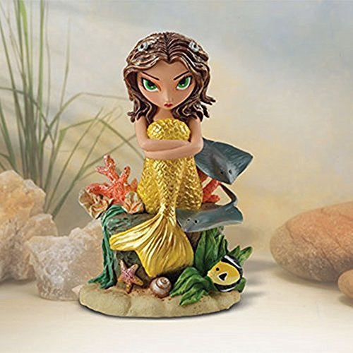 The Bradford Exchange Remarkable Rae Sirens Of The Sea Figurine By Jasmine Becket-Griffith