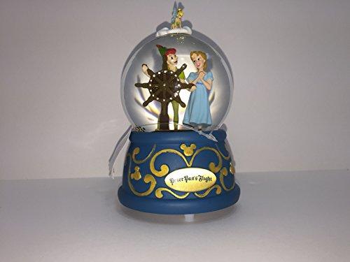 Disney Parks Peter Pan Snowglobe
