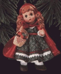 1997 Little Red Riding Hood Hallmark Ornament