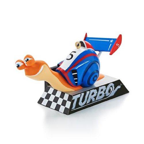 1 X Turbo – DreamWorks Animation 2013 Hallmark Ornament