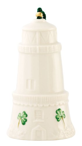 Belleek 4035 Shrove Lighthouse Bell Ornament