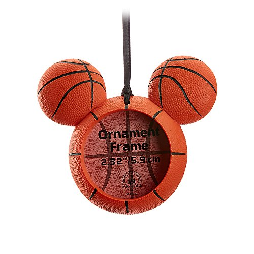 Disney Mickey Mouse Icon Basketball Ornament Frame