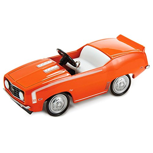 Hallmark Keepsake 1969 Chevrolet Camaro SS Kiddie Car Ornament