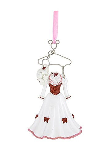 Mary Poppins Costume Ornament Disney Parks