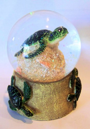Sea Turtle Ocean Life Snow Globe Water Ball