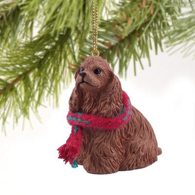 Conversation Concepts Cocker Spaniel Brown Original Ornament