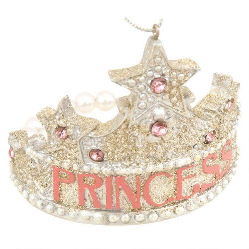 "1 X ""Princess"" Crown Ornament"