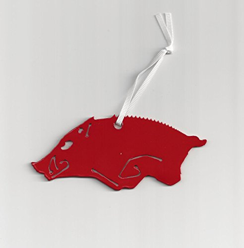 Running Hog Razorback Ornament (4 1/2 in.)