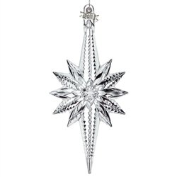 Waterford 2011 Snowstar Christmas Ornament
