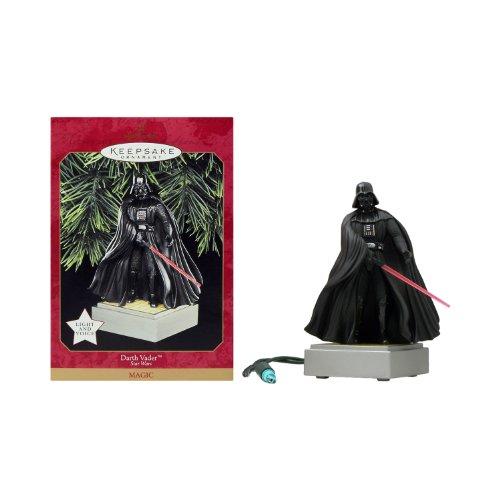 Hallmark Keepsake Magic Ornament – Star Wars Darth Vader 1997