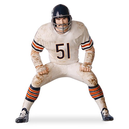"Hallmark Keepsake Chicago Bears Christmas ""Dick Butkus"" Holiday Ornament"