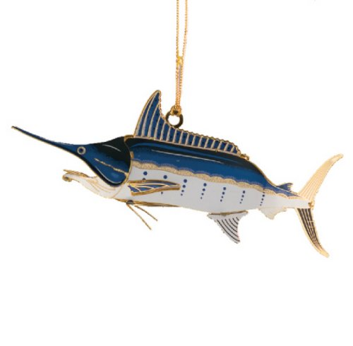 Baldwin Marlin Ornament